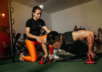 Athletic Leg Exercise